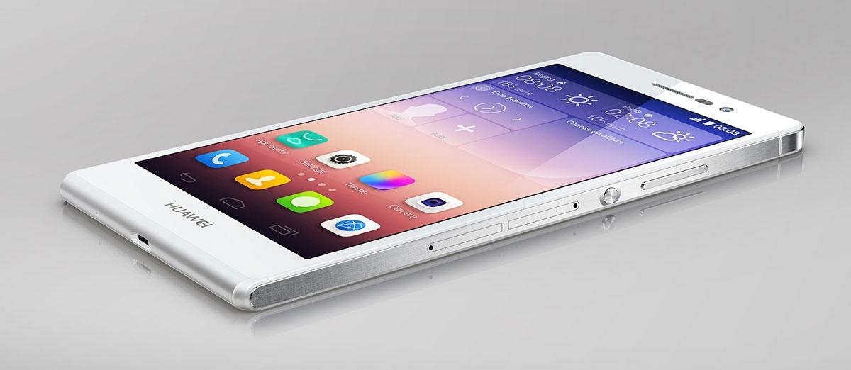 8 móviles Huawei