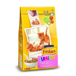 Alimento para Gatitos Friskies Junior