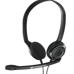 Auriculares con micrófono de pc para conversaciones