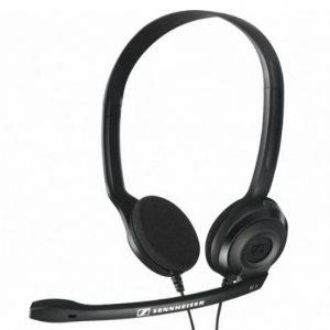Auriculares con micrófono para pc estéreo Sennheiser
