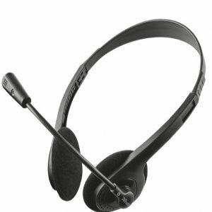 Auriculares con micrófono para pc Trust Ziva