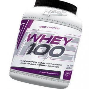 Batido de proteínas de suero Whey 100 Trec Nutrition