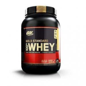 Batido de proteínas Optimum Nutrition Gold Standard