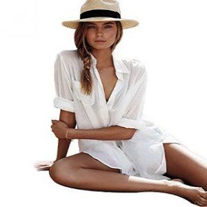 Camisola para playa Zoye Chen