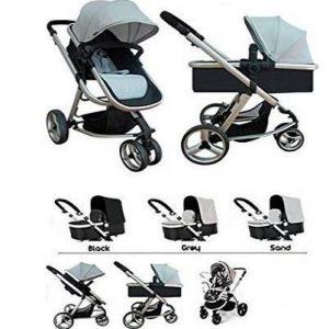 Carritos para bebé con silla Star Ibaby