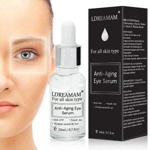 Contorno de ojos con suero anti-envejecimiento