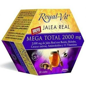 Jalea Real 20 ampollas Royal Vit