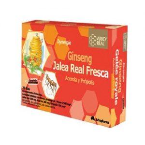 Jalea Real Fresca + Ginseng Arko