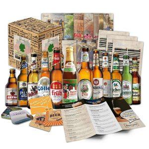 Kit de cervezas del mundo