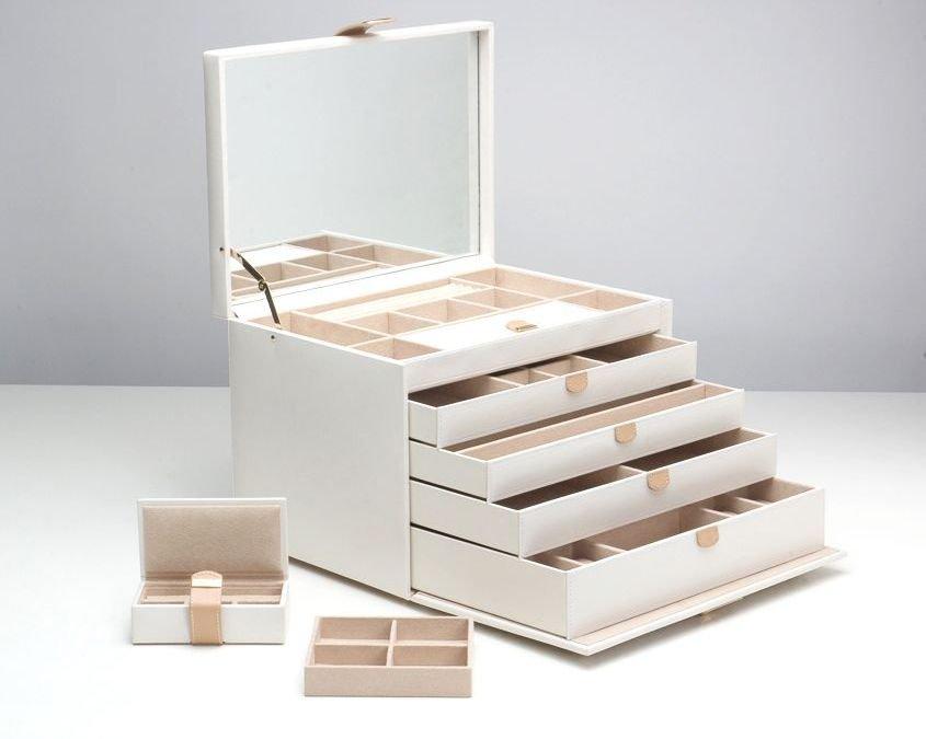 34181e902 Las 5 mejores cajas joyero con cajones【2019】