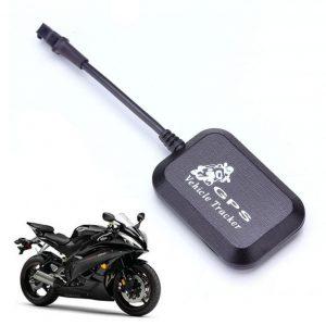 Localizador GPS para motos a tiempo real