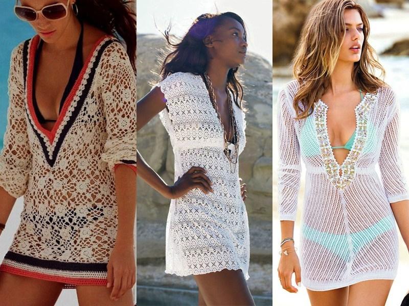 Vestidos bonitos para la playa