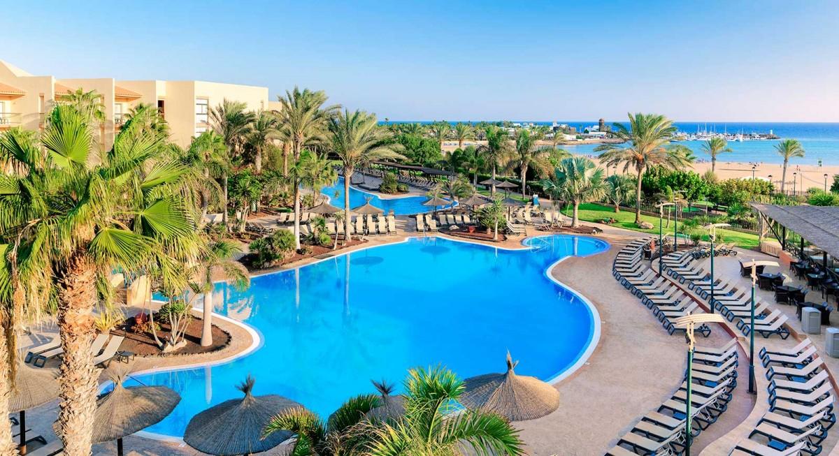 Los 5 mejores hoteles de Fuerteventura