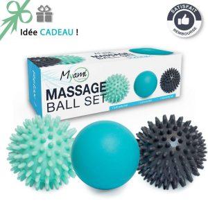 Pack de bolas para masajes