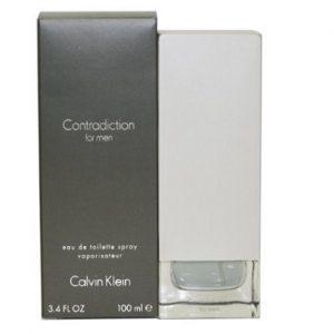 Perfume de hombre Calvin Klein Contradiction