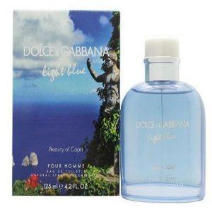 Perfume de mujer D&G Blue beauty in Capri