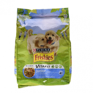 Pienso para cachorros Purina Friskies Junior