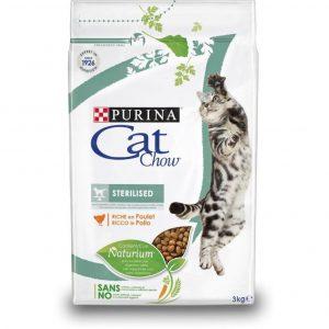 Pienso para gatos esterilizados Purina Cat Chow