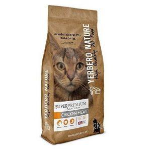 Pienso premium para gatos Yerbero