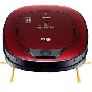 Robot aspirador Lg con función turbo