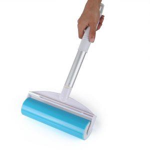 Rodillo para eliminar pelusas, polvo o pelo de mascotas