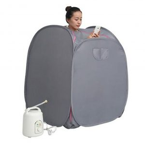 Sauna portátil terapéutica