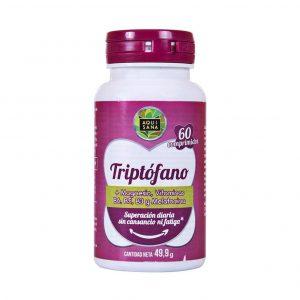 Suplemento de triptófano y vitamina B