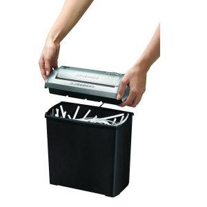 Trituradora de papel compacta