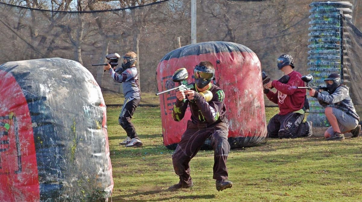 xx1 Paintball
